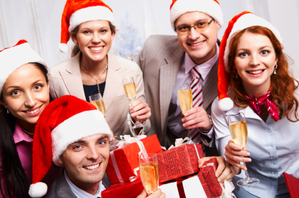 coprate christmas parties