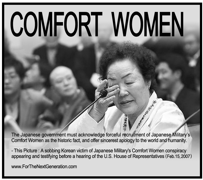 12 Comfort Women Without Voices