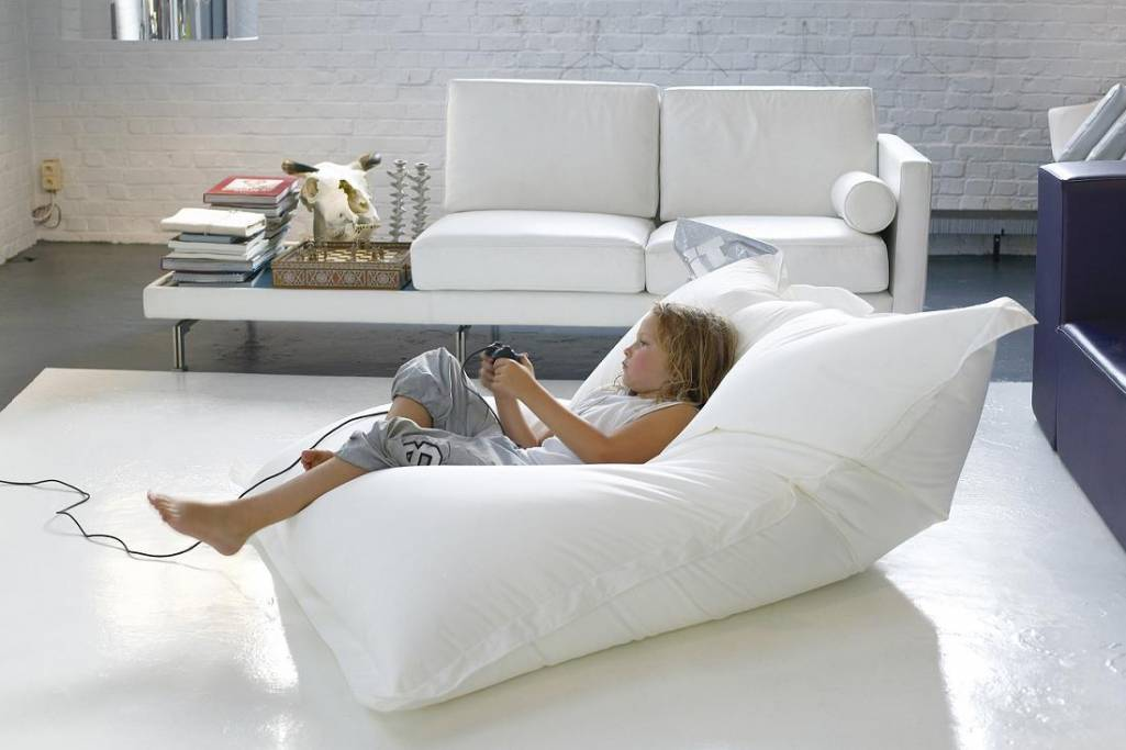 3 Reasons to Purchase A Bean Bag Chair
