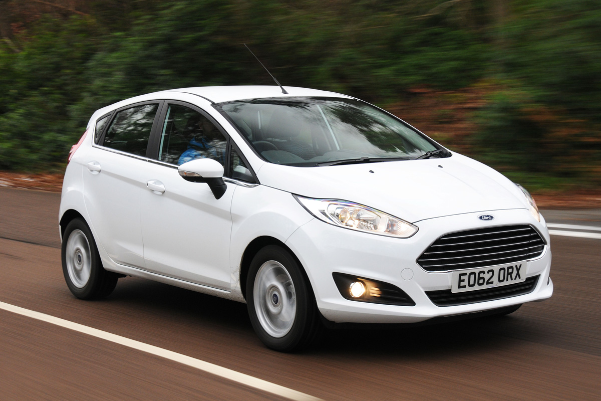 Ford Fiesta – Fun to drive car!