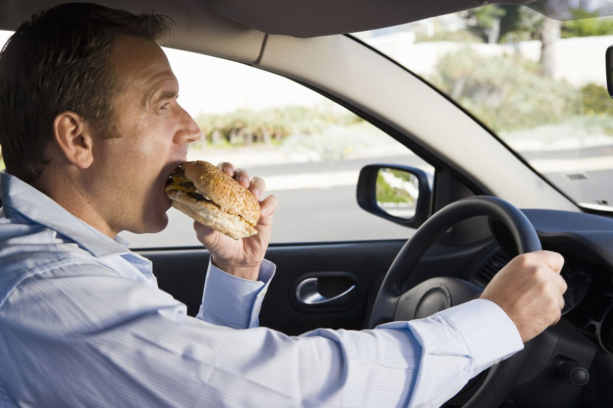 Four Ways To Stay Healthy On The Road