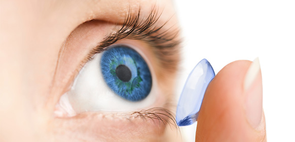 Healthy Habits for Contact Lens Wear