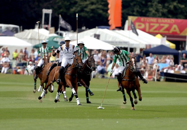 Marquess of Milford Haven: The man behind Sussex's international polo hub
