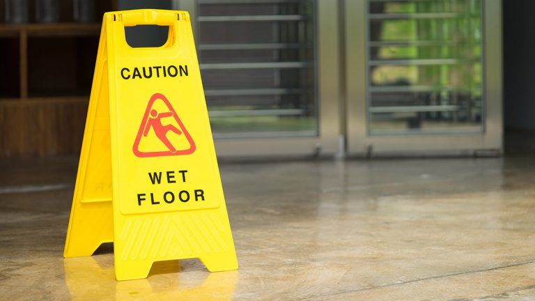 Tips to Prevent Slip and Fall Claims