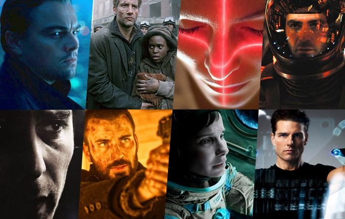 The Greatest Heroes of the Sci-Fi Movie Genre