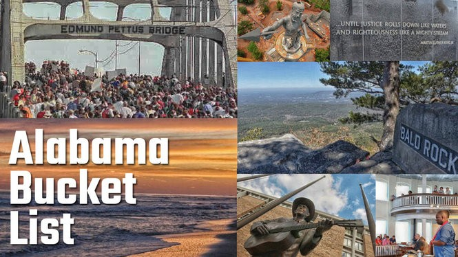 Richard Radcliff Trice – 5 Cool Things to do in Alabama