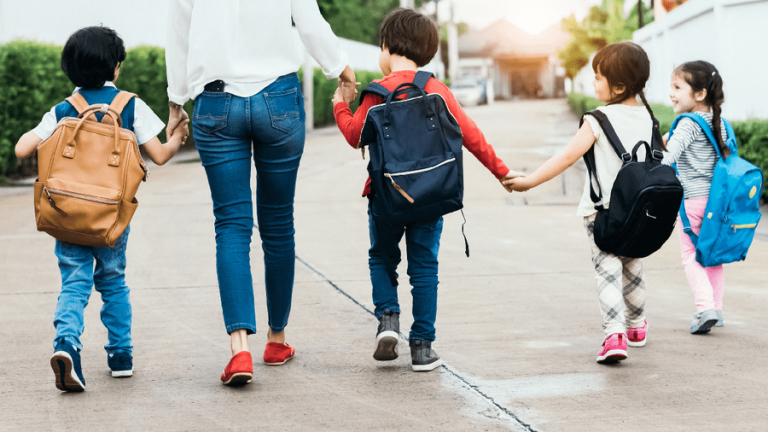 Guidelines on How to Ensure Safety of Your Kids When in School