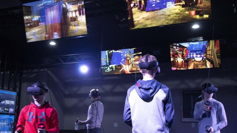 How much have Virtual Reality Headsets Improved the Gaming Industry?